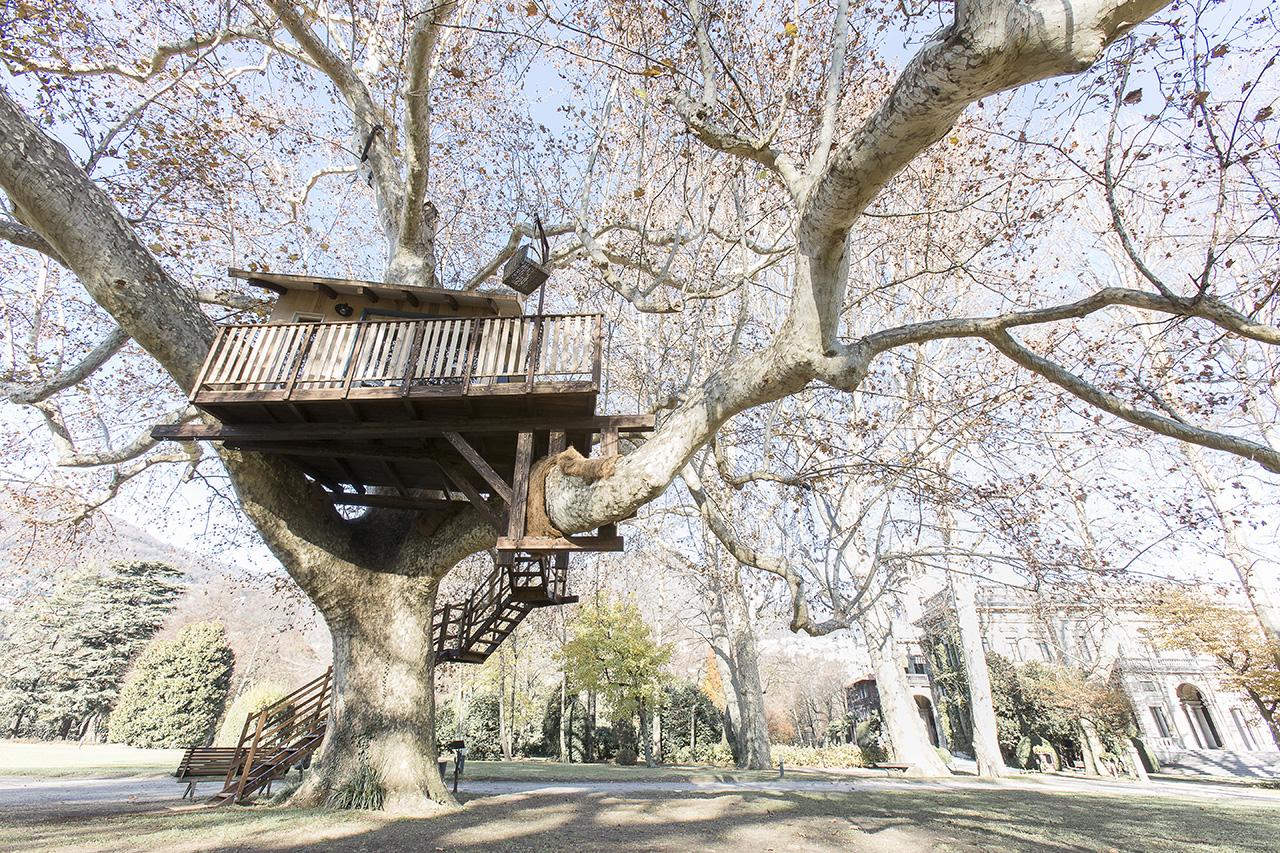 Villa Erba, Cernobbio - Casa sull'albero - Sullalbero.it